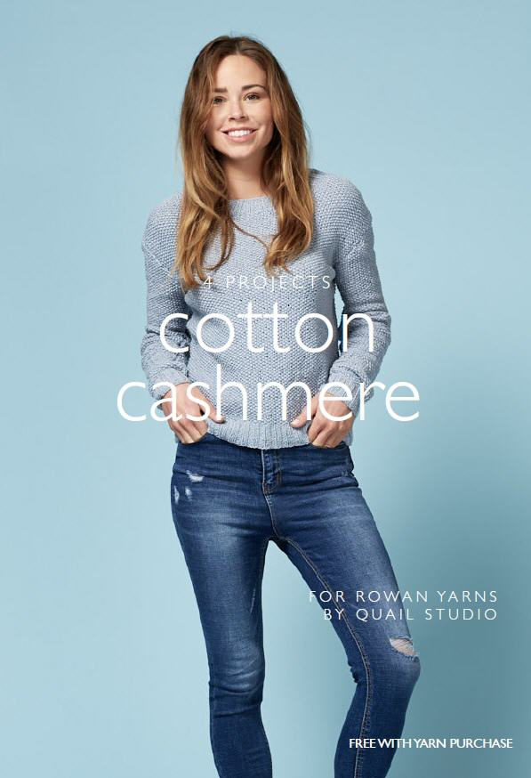 Cotton Cashmere 4 Projects