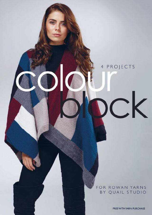 Colour Block - 4 Projects
