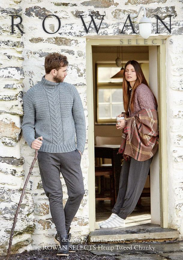 Hemp Tweed Chunky Collection