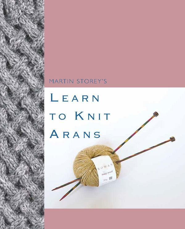 Learn to Knit Arans