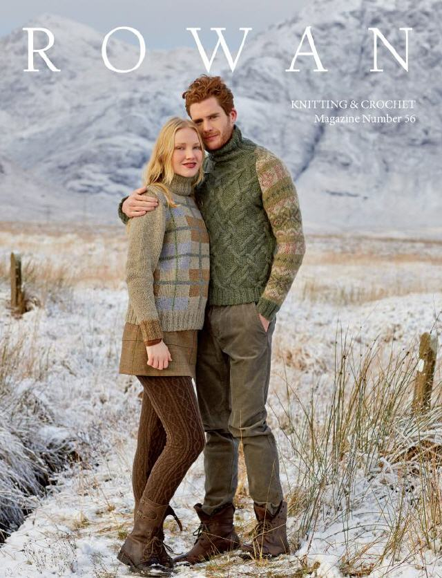 Knitting & Crochet Magazin 56