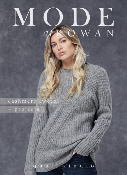 4 Projects - Cashmere Tweed