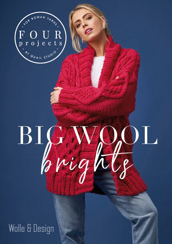 4 Projects Big Wool