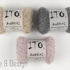 Awayuki - ITO Yarn aus Japan