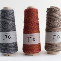 Rokku Tennen- ITO Yarn aus Japan