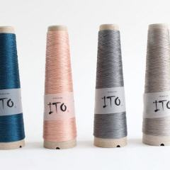 Tsuchi - ITO Yarn aus Japan