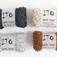 Gami Picot - ITO Yarn aus Japan