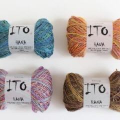 Hana - ITO Yarn aus Japan