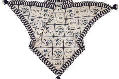 Garnpackung - Mosaic Dress – Navy blue/cobalt blue