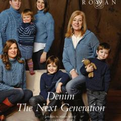 Knit Rowan - Denim The next Generation
