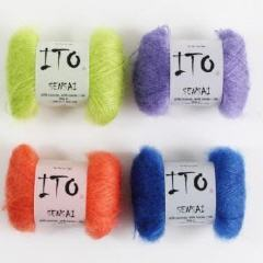 Serishin - ITO Yarn aus Japan