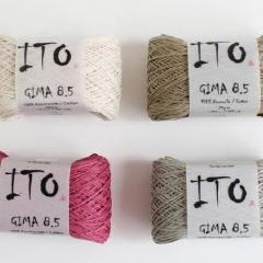 Gima 8.5 - ITO Yarn aus Japan