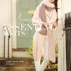 Rowan Yarn- Brushed Fleece Knits - by Quail Studio