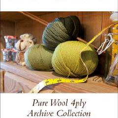 Handknit Cotton & Cotton Glace Archive Collection