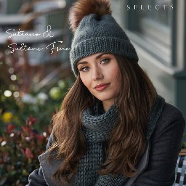 Silky Lace - Rowan Selects Yarn