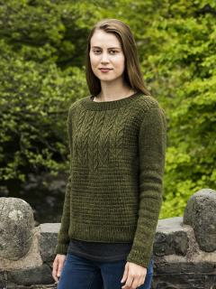 Brenna - The Fibre co. |  Strickanleitungen