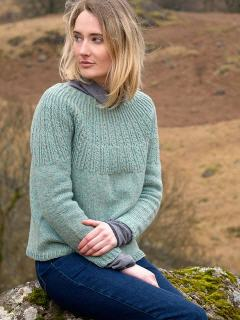 Greenup Gill - The Fibre co. |  Strickanleitungen