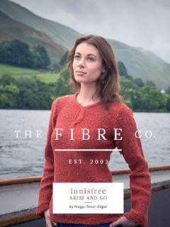 Arise & Go - The Fibre co. |  Strickanleitungen