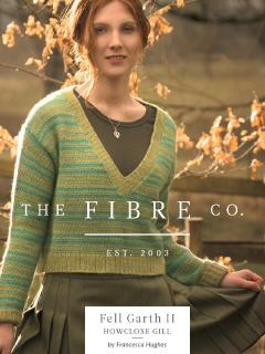 Lake Isle - The Fibre co. |  Strickanleitungen