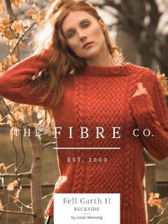 Beckside - The Fibre co. |  Strickanleitungen