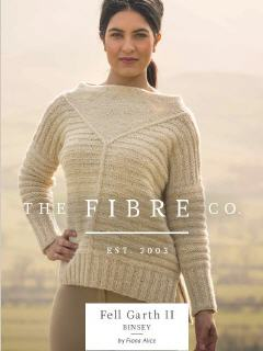 Binsey - The Fibre co. |  Strickanleitungen