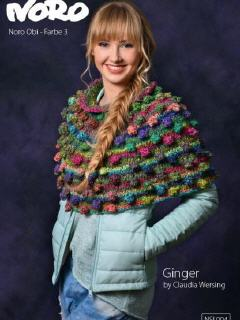 Poncho Ginger | Noro Kauf Anleitung