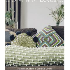 Rowan Loves 6 - Handknit Cotton & Creative Linen