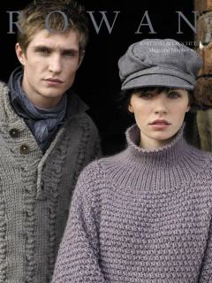 4 Projects - Big Wool Collection | Knit Rowan