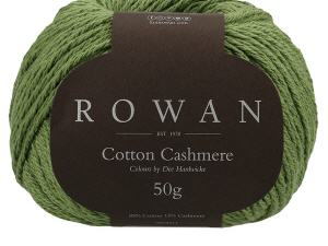 Cotton Cashmere | Knit Rowan