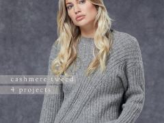 4 Projects - Cashmere Tweed | MODE at  Rowan