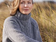 4 Projects Felted Tweed Aran Knits | Knit Rowan