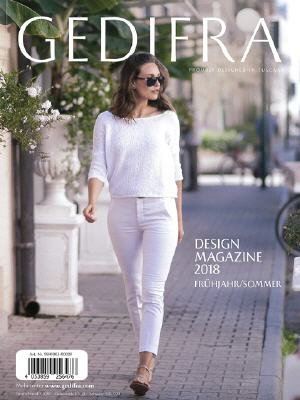 Gedifra Sommer Magazin 2018 - in deutsch