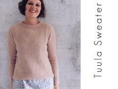 Garnpackung - Tuula Sweater - by Rosa P.