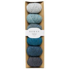 Felted Tweed Fade Pack - Fb. Pink | Knitrowan