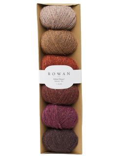 Felted Tweed Fade Pack - Fb. Rust | Knitrowan