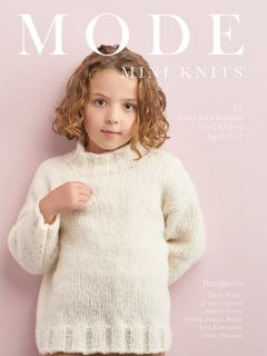 Mode at Rowan - Mini Knits Collection