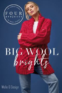 4 Projects - Big Wool | Knit Rowan